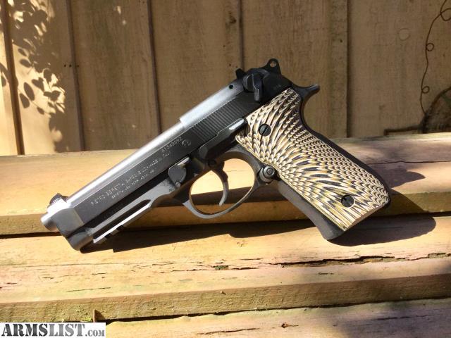 ARMSLIST - For Sale/Trade: Beretta 92A1, W/Mods
