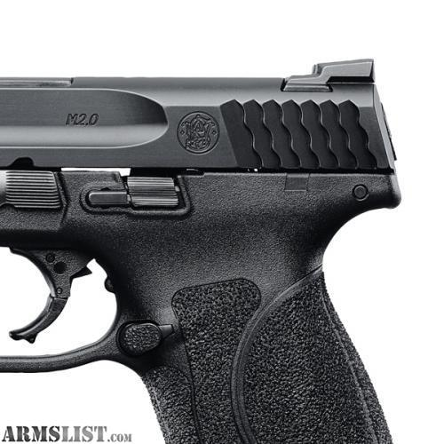 smith and wesson m&p 2.0 9mm upgrades