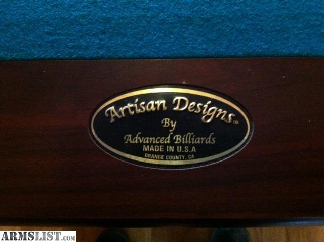 Artisan Designs Pool Table furnitureinteresting interior game room bar pool table billiard games bars for the home pool foxy artisan Artisan Designs Pool Table With Accessories Good Condition Just Dont Use Felt Needs To Be Cleaned