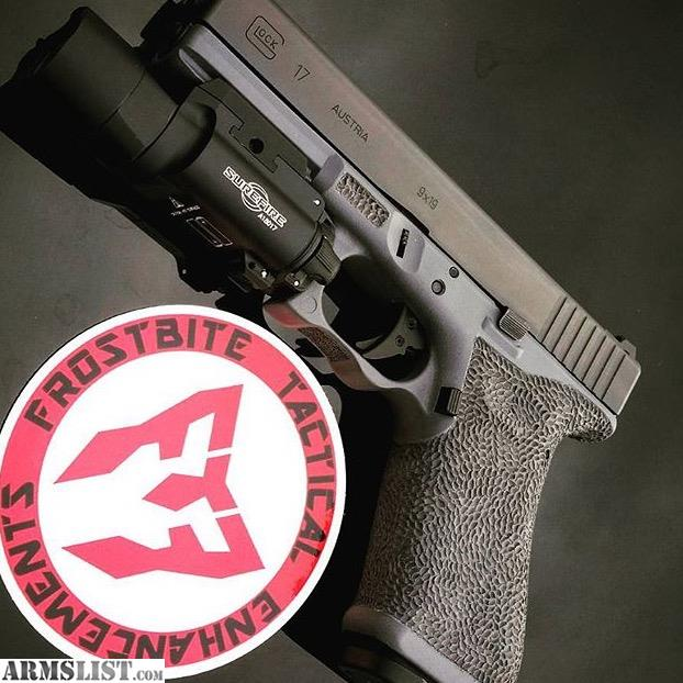ARMSLIST - For Sale/Trade: Custom Vickers Glock 17