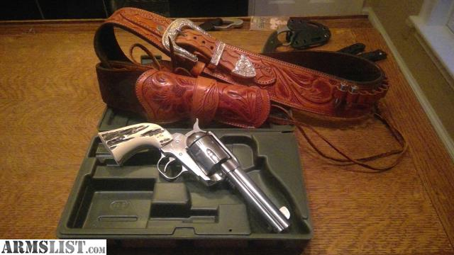 ARMSLIST - For Sale/Trade: Ruger Vaquero 45 Colt Stainless w