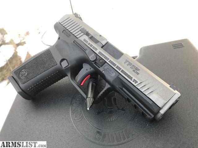 Armslist For Sale Canik Tp9sf Elite 9mm 15rd Tungsten New