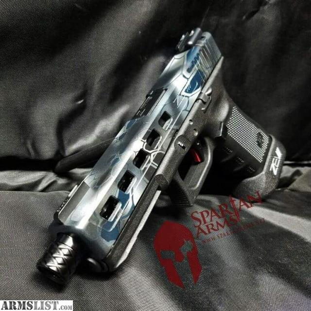 Armslist For Sale Glock Zev Slide