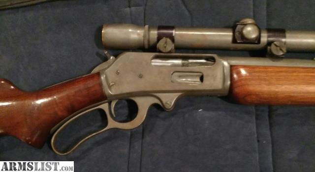 ARMSLIST - For Sale: Marlin 32 Special 336 - RC model ...