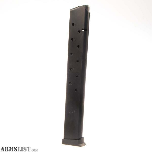ARMSLIST - For Sale: 1911 45 auto 15 round Extended ...