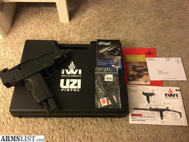 Iwi Micro Uzi For Sale
