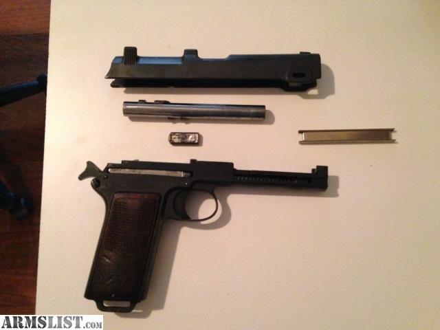 Armslist For Sale Trade Steyr Hahn 1912