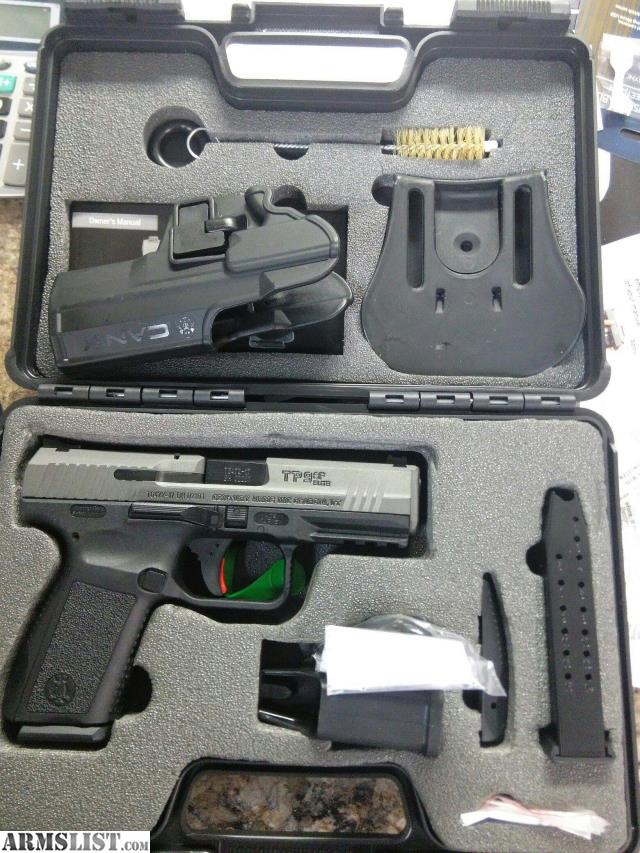 ARMSLIST - For Sale: NEW Century Arms Canik TP9SF 9mm Pistol