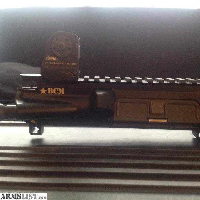 "ARMSLIST - For Sale: BCM Enhanced Light-Weight 16"" RECCE"