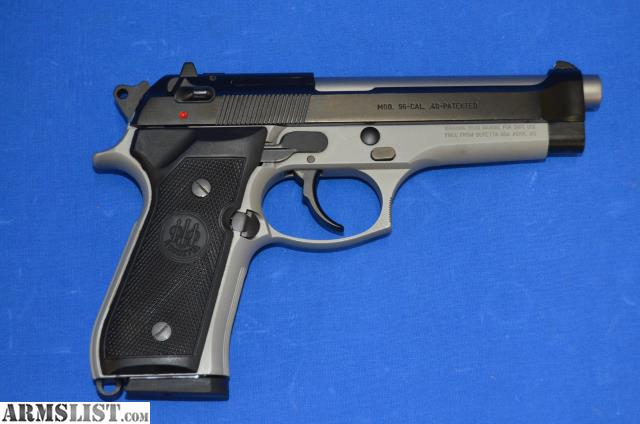 ARMSLIST - For Sale: Beretta Mod  96  40 S&W Made In USA