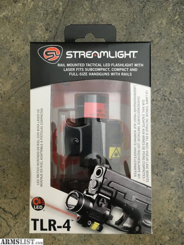 Armslist For Trade My Streamlight Tlr 4 For Ar15 Stuff