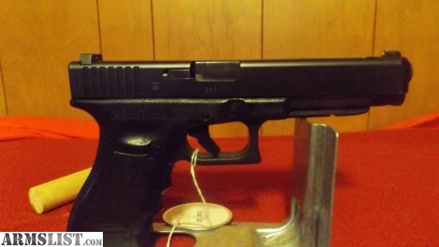ARMSLIST - For Sale: Glock 34 Austria Made