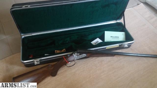 armslist - for sale: benelli-franchi s-b-s