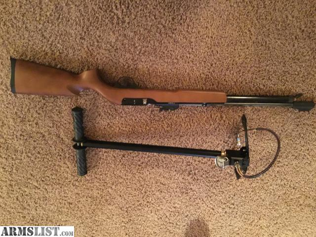 ARMSLIST - For Sale: PCP Air Rifle