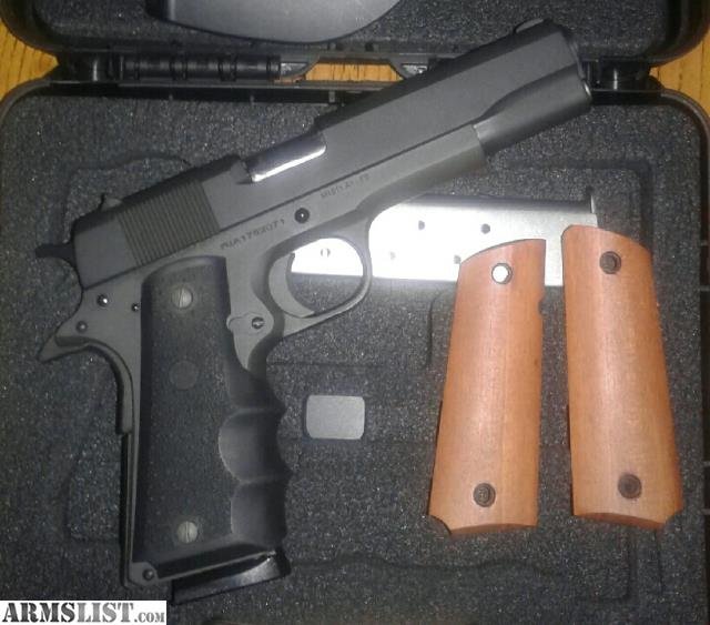 ARMSLIST - For Sale/Trade: Rock Island Armory 1911 in 45 ACP