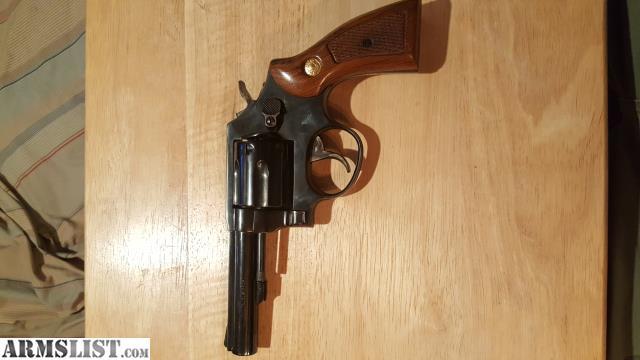 ARMSLIST - For Sale: Taurus Brasil 38 Special revolver