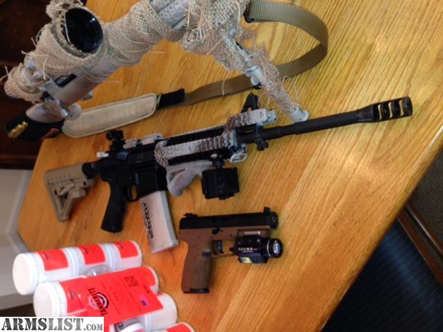 armslist for trade wtt 30 06 ar15 for ar10