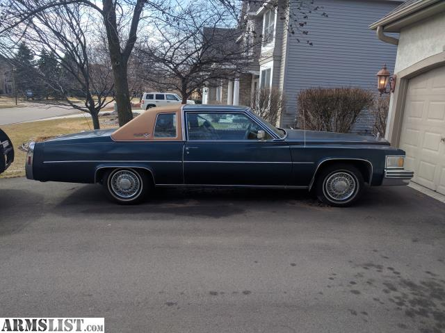 armslist for sale trade 1979 cadillac coupe deville. Cars Review. Best American Auto & Cars Review