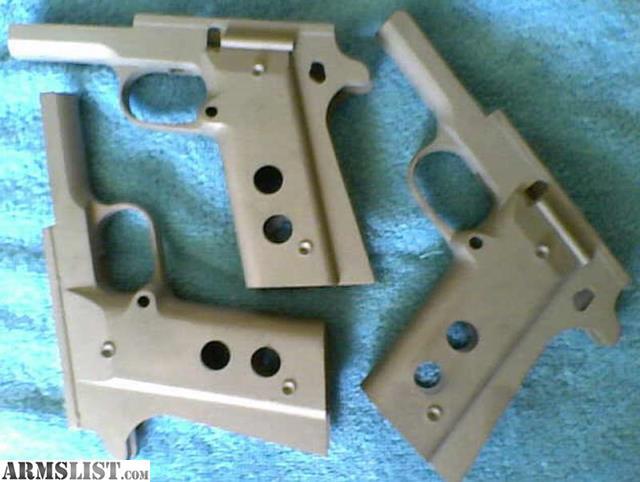 ARMSLIST - For Sale: Para ordnance p14 80 percent frame casting 1911 ...