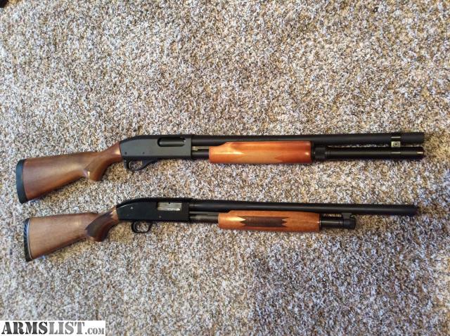 Home Defense Shotgunu0027s With Beautiful Wood Furniture: