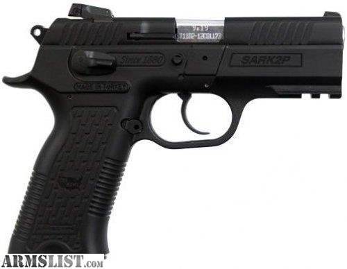 For Sale: EAA SAR K2P 9mm Semi-Automatic Full