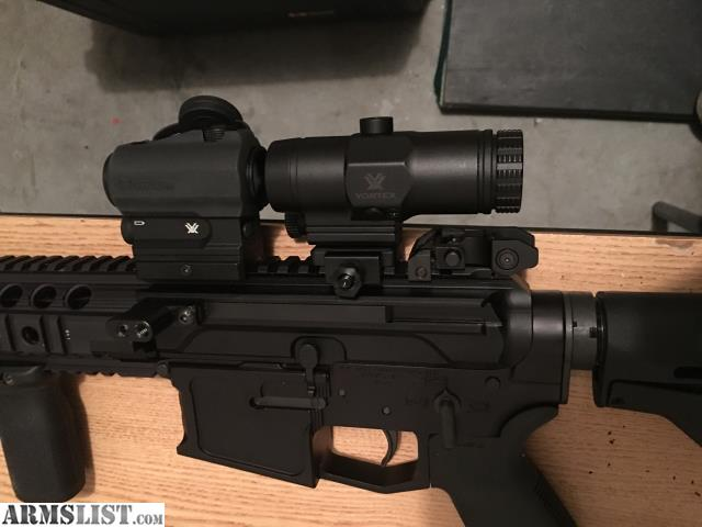 armslist for sale trade vortex sparc ar vmx 3t magnifier combo