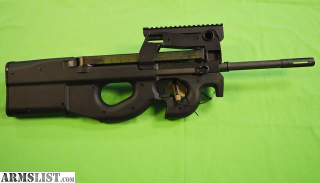 Ps90 For Sale >> ARMSLIST - For Sale: FNH USA PS90 5.7x28 Rifle