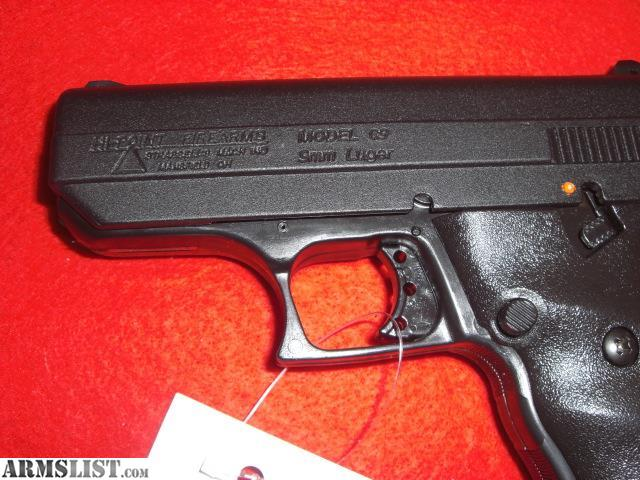 ARMSLIST - For Sale: Hi Point C9 new 9mm