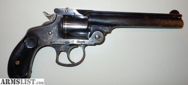 Smith & Wesson serial number/date