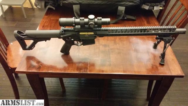Armslist For Sale Trade 5 56 Rainier Billet Upper With