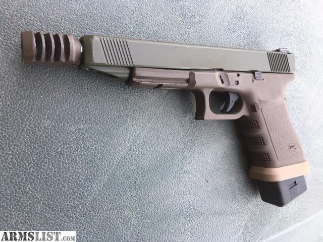ARMSLIST - For Sale/Trade: Glock Hunter 21 41 460 Rowland 10mm Auto