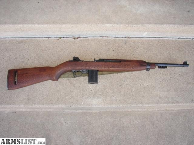 inland division m1 carbine value