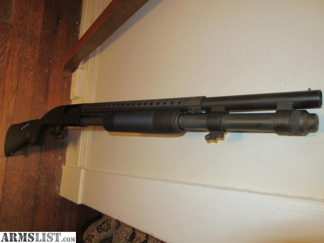 ARMSLIST - For Sale/Trade: Mossberg 590 Tactical Special ...