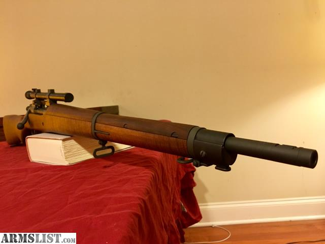 ARMSLIST - For Sale: Springfield 1903-A4 Rifle
