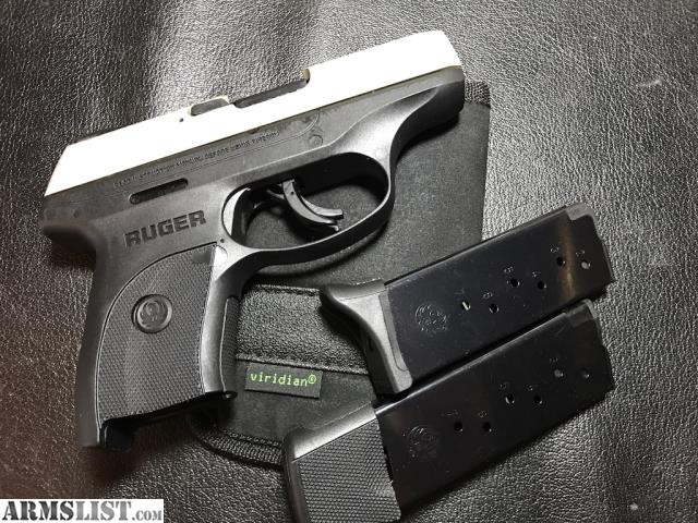 ARMSLIST - For Sale: Ruger LC9S Pro, Extended Mag, Burnt