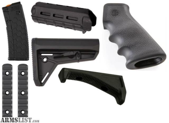 armslist for sale magpul ar complete furniture set with