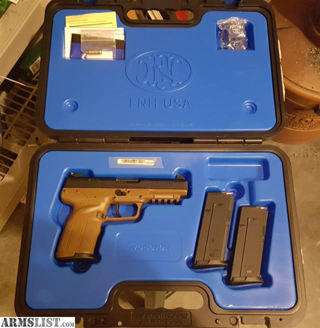 For Sale: FN Five-seveN MK2 FDE ( 5.7 ) With
