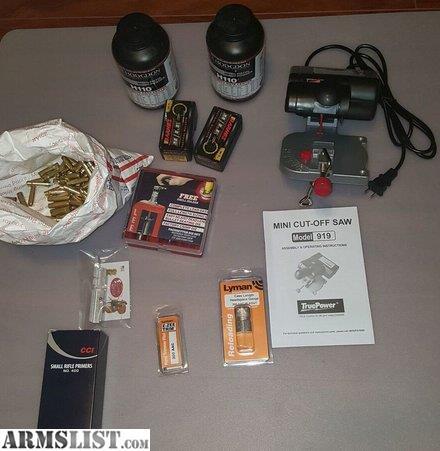 ARMSLIST - For Sale: 300 Blackout Loading Starter Kit