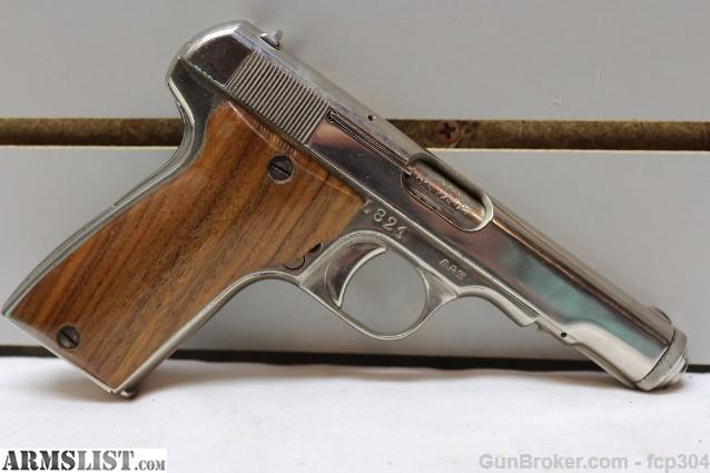 ARMSLIST - For Sale: French MAB Model D 32ACP WWII