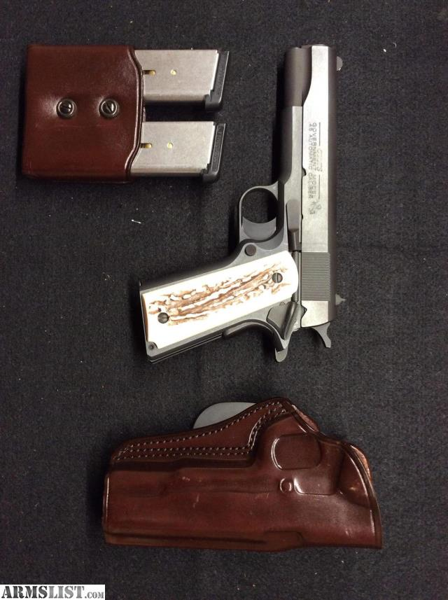 ARMSLIST - For Sale: Colt 1911a1 80 series with extras NOT STAINLESS