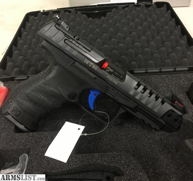 armslist for sale walther q5 match