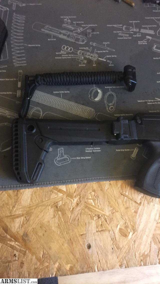 Armslist For Sale Magpul Zhukov Stock With Adapter For Vz58