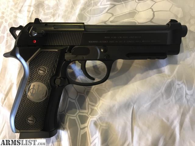 ARMSLIST - For Sale: Beretta 92A1 9mm