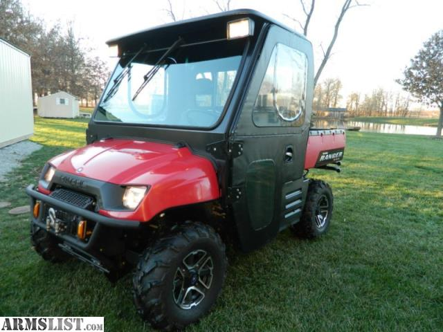 armslist for sale 2005 polaris ranger 500 4x4 with cab. Black Bedroom Furniture Sets. Home Design Ideas