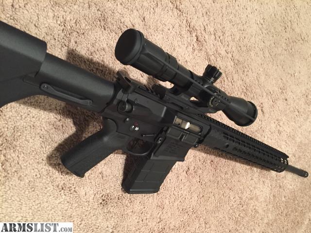 ARMSLIST - For Sale: AR-10 6.5 Creedmore, Black Hole ...