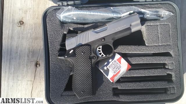 Springfield 1911 Emp 4 Quot Concealed Carry Contour 9mm G10