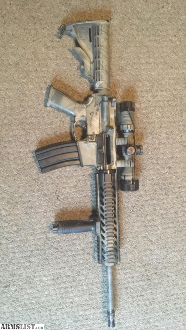 Armslist for sale trade ruger ar 556 for Painting with a twist greenville sc