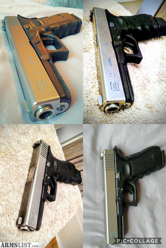 ARMSLIST - For Sale/Trade: Glock 22  40 cal  Gen 3 custom