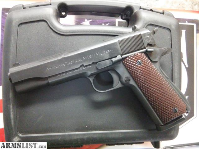 Armslist For Sale New American Tactical Imports Hga Fx45 1911