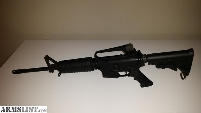 ARMSLIST - For Sale: Olympic Arms AR15 AR-15